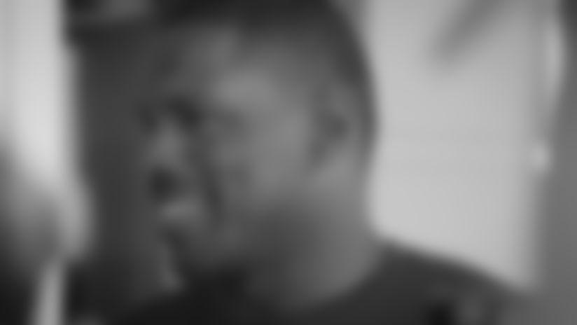 Inside Linebackers Coach Tyrone McKenzie on Development of Linebackers Group