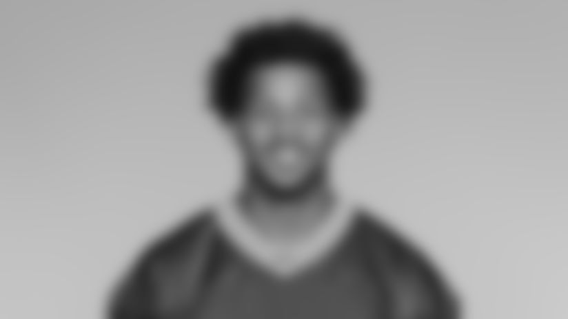 This is a 2019 photo of Reggie Gilbert of the Green Bay Packers NFL football team. This image reflects the Green Bay Packers active roster as of Monday, June 10, 2019 when this image was taken. (AP Photo)