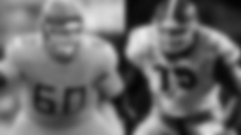 "Titans Center Ben Jones Excited About Opportunity to ""Mold"" New Teammate, Fellow Georgia Bulldog, Isaiah Wilson"