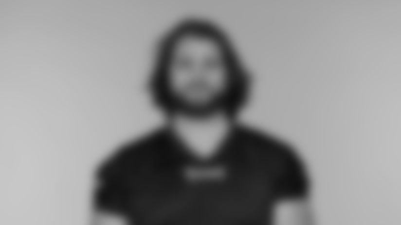 NASHVILLE, TN - AUGUST 02, 2020 - The 2020 photo of Ty Sambrailo of the Tennessee Titans NFL football team.  This image reflects the Tennessee Titans active roster as of August 2, 2020 when this image was taken. Photo By Donald Page/Tennessee Titans