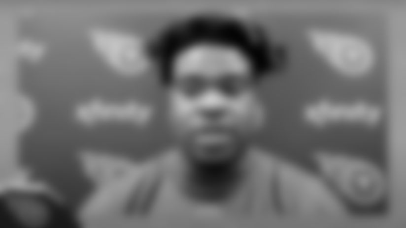 Jayon Brown: It Was a Different Feeling Without Fans
