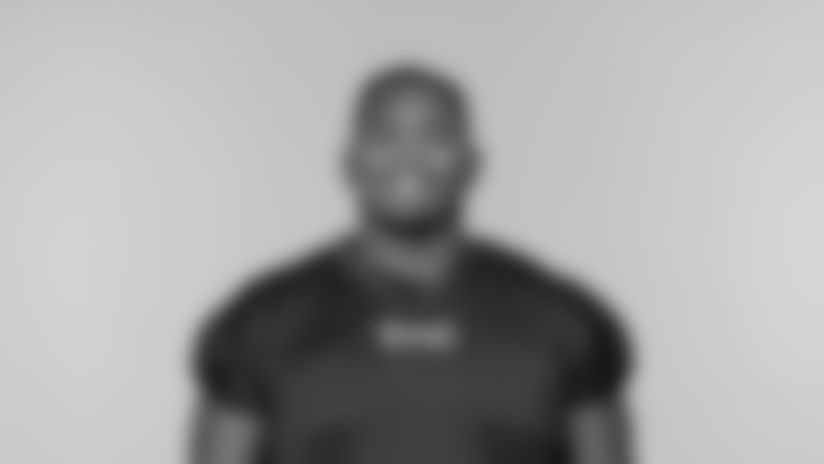 NASHVILLE, TN - AUGUST 02, 2020 - The 2020 photo of Defensive tackle Isaiah Mack #97 of the Tennessee Titans of the Tennessee Titans NFL football team.  This image reflects the Tennessee Titans active roster as of August 2, 2020 when this image was taken. Photo By Donald Page/Tennessee Titans