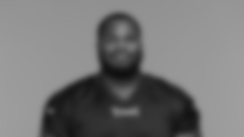 NASHVILLE, TN - JULY 28, 2020 - Teair Tart headshot at Saint Thomas Sports Park in Nashville, TN. Photo By Donald Page/Tennessee Titans
