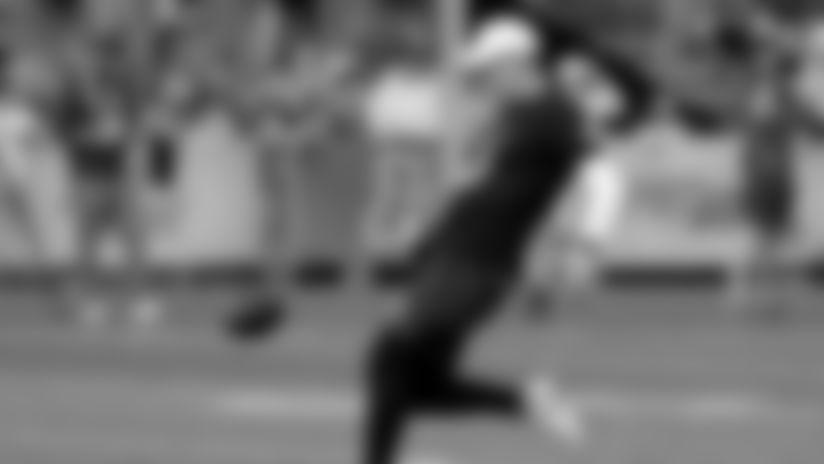 Brett Kern Mic'd Up at 2020 Pro Bowl Practice | Tennessee Titans
