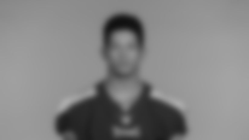 NASHVILLE, TN - JUNE 14, 2021 - The 2021 photo of Greg Mabin of the Tennessee Titans NFL football team.  This image reflects the Tennessee Titans active roster as of June 14, 2021 when this image was taken. Photo By Donald Page/Tennessee Titans