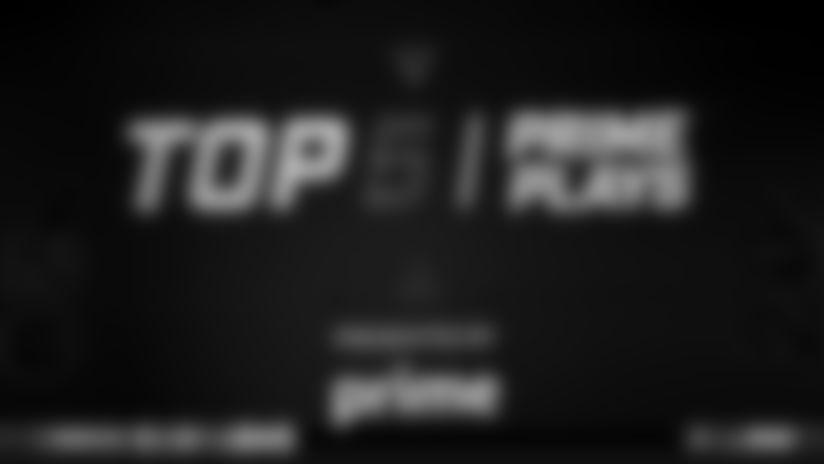 Top Five Prime Plays | Week 12