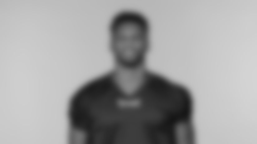 NASHVILLE, TN - AUGUST 02, 2020 - The 2020 photo of Josh Smith #45 of the Tennessee Titans NFL football team.  This image reflects the Tennessee Titans active roster as of August 2, 2020 when this image was taken. Photo By Donald Page/Tennessee Titans