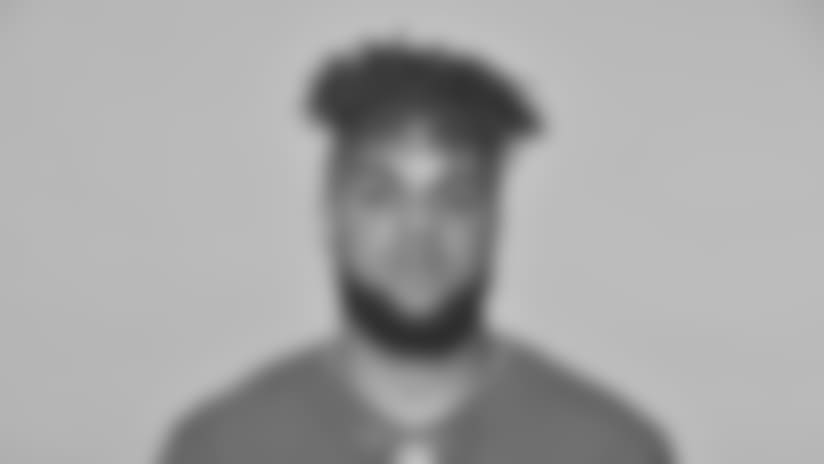 This is a 2018 photo of Roger Lewis of the New York Giants NFL football team. This image reflects the New York Giants active roster as of June 11, 2018 when this image was taken. (AP Photo)
