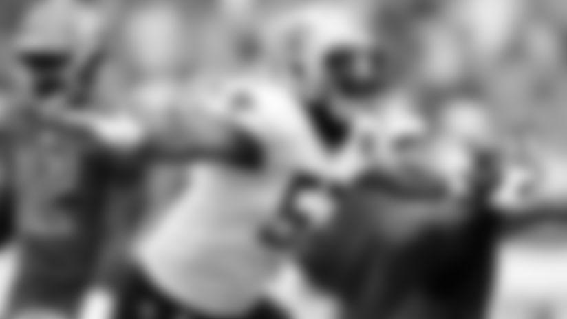 Week 14 Saints at Buccaneers - Game Action #1