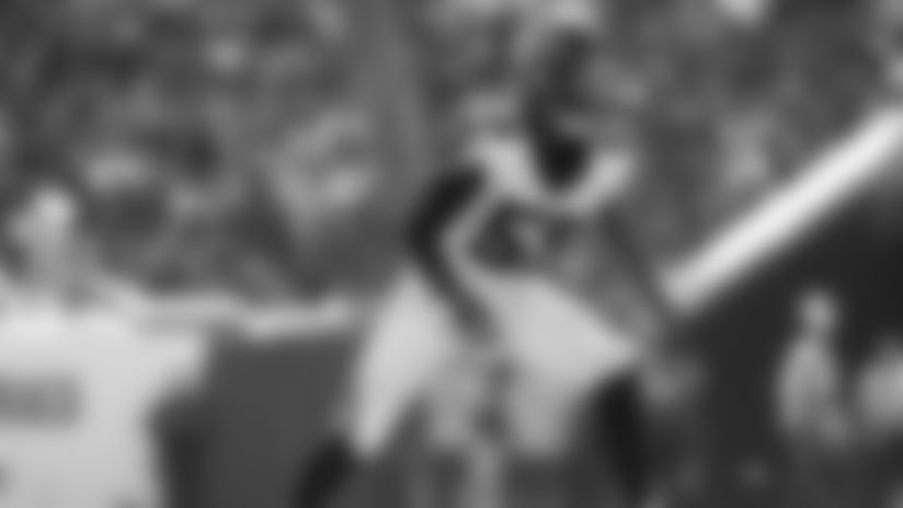 De'Vondre Campbell stepped up for Atlanta after Deion Jones got hurt in Week 1.