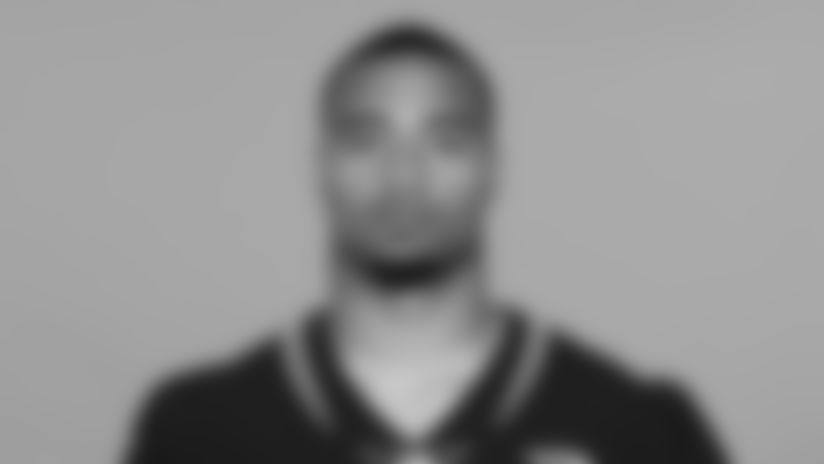 This is a 2019 photo of DJ Alexander of the Jacksonville Jaguars NFL football team. This image reflects the active roster as of Tuesday, May 14, 2019 when this image was taken. (AP Photo)