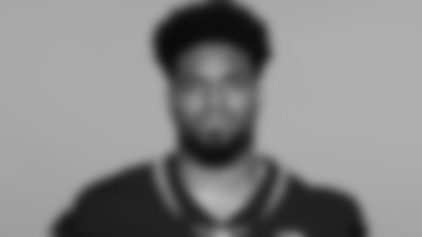 This is a 2019 photo of Joe Giles-Harris of the Jacksonville Jaguars NFL football team. This image reflects the active roster as of Tuesday, May 14, 2019 when this image was taken. (AP Photo)
