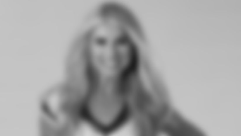 Seahawks Dancers Bio - Angel