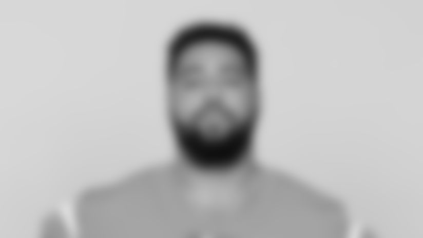 This is a 2020 photo of Pipkins III Trey of the Los Angeles Chargers NFL football team. This image reflects the Los Angeles Chargers active roster as of Saturday, August 1, 2020 when this image was taken. (AP Photo)