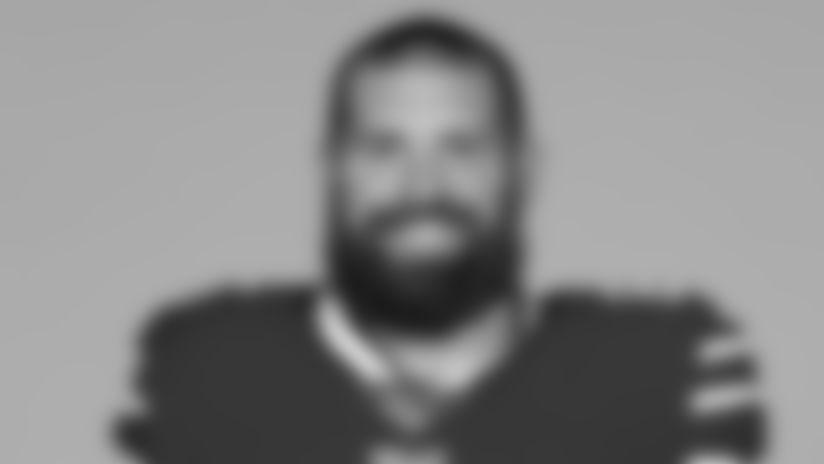 Lee Smith - Buffalo Bills, May 15, 2019.Photo by Craig Melvin/Buffalo Bills