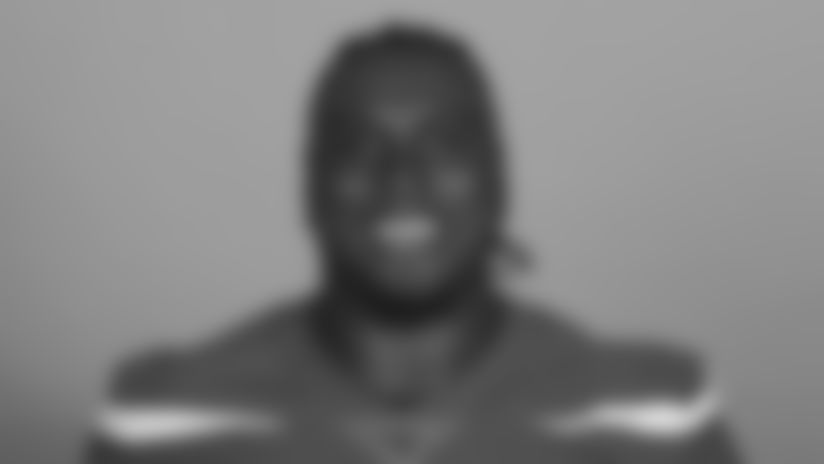 This is a 2019 photo of Jonotthan Harrison of the New York Jets NFL football team. This image reflects the New York Jets active roster as of Monday, June 3, 2019 when this image was taken. (AP Photo)