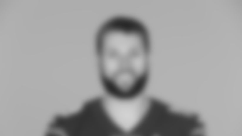 This is a 2019 photo of Tanner Gentry of the Chicago Bears NFL football team. This image reflects the Chicago Bears active roster as of Monday, June 10, 2019 when this image was taken. (AP Photo)