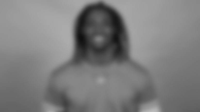 This is a 2021 photo of Detroit Lions corner back Alex Brown (27) of the Detroit Lions NFL football team. This image reflects the  active roster as of June 7th 2021, when this image was taken. (AP Photo)