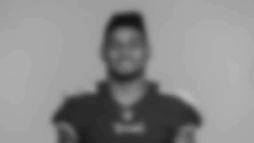 NASHVILLE, TN - JUNE 14, 2021 - The 2021 photo of Jeremy McNichols of the Tennessee Titans NFL football team.  This image reflects the Tennessee Titans active roster as of June 14, 2021 when this image was taken. Photo By Donald Page/Tennessee Titans