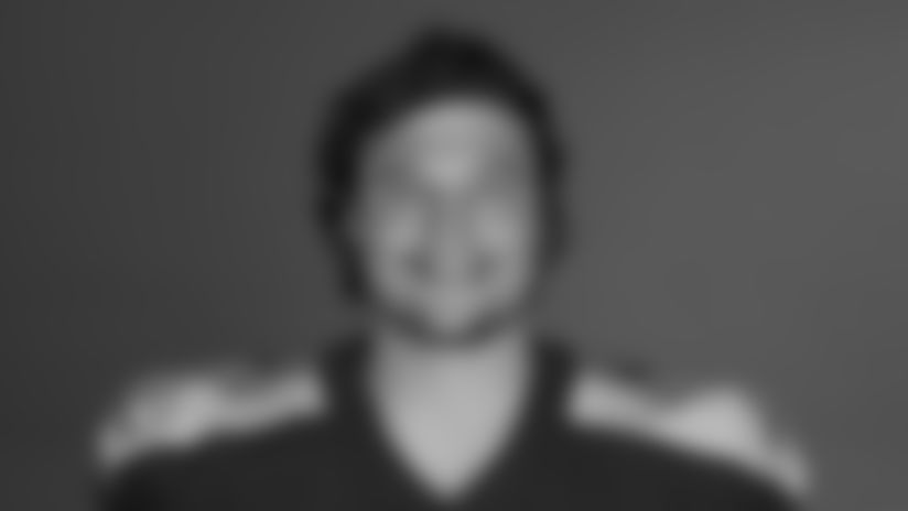 NASHVILLE, TN - May 13, 2021 - The 2021 photo of Dillon Radunz of the Tennessee Titans NFL football team.  This image reflects the Tennessee Titans active roster as of May 13, 2021 when this image was taken. Photo By Donald Page/Tennessee Titans
