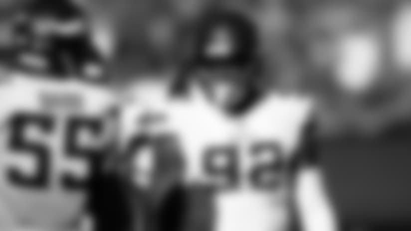 NOTEBOOK: Holmes, Zylstra Celebrate NFL Milestones