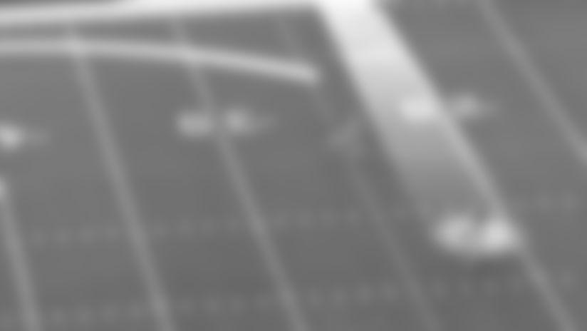 Next Gen Stats: Stefon Diggs' 54-Yard Touchdown vs. Denver
