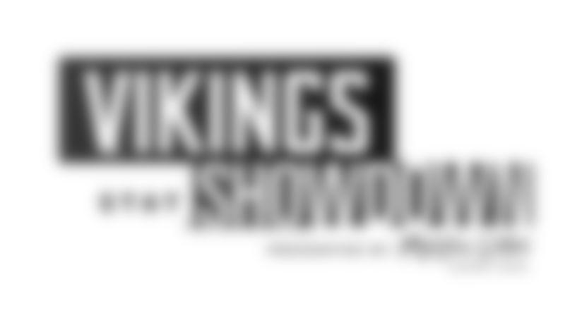 Vikings Stat Showdown Presented By Mystic Lake
