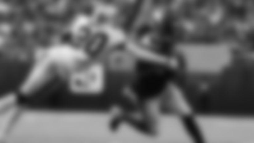 Dalvin Cook > Raiders Defense