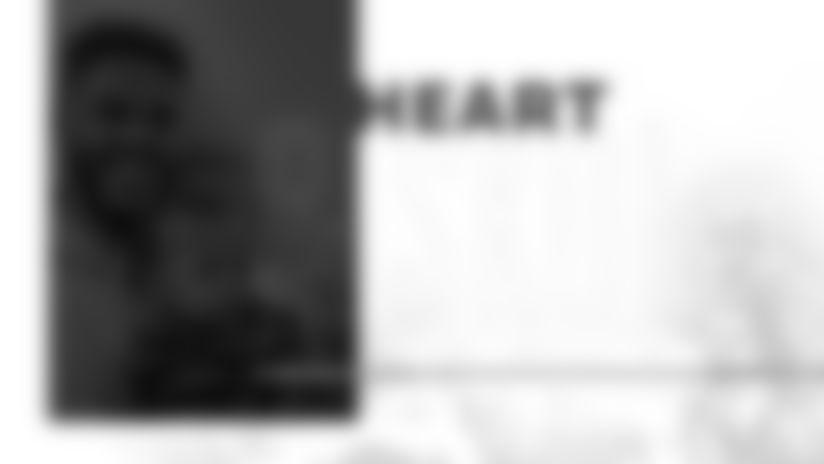 Anthony Barr: Heart & SKOL