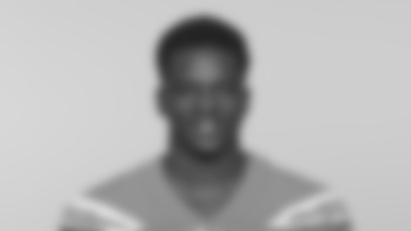 This is a 2019 photo of Kemon Hall of the Los Angeles Chargers NFL football team. This image reflects the Los Angeles Chargers active roster as of Monday, June 10, 2019 when this image was taken. (AP Photo)