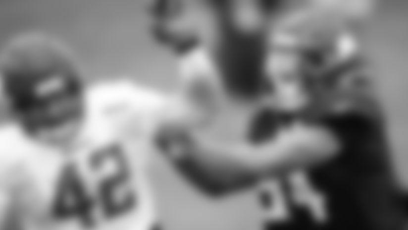 Pelissero: Smith Jr., Beebe Continue To Impress Viking Coaches