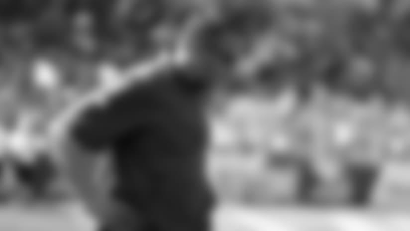 NOTEBOOK: DeFilippo Believes in 'Harshly' Judging Self