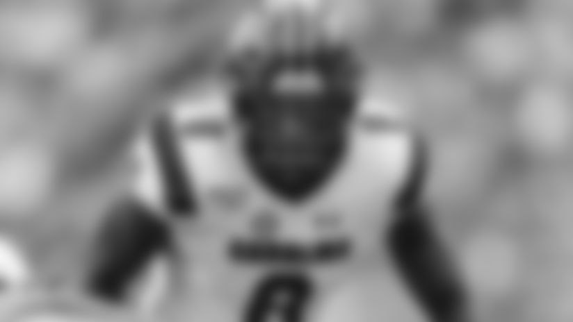 D.J. Wonnum College Highlights