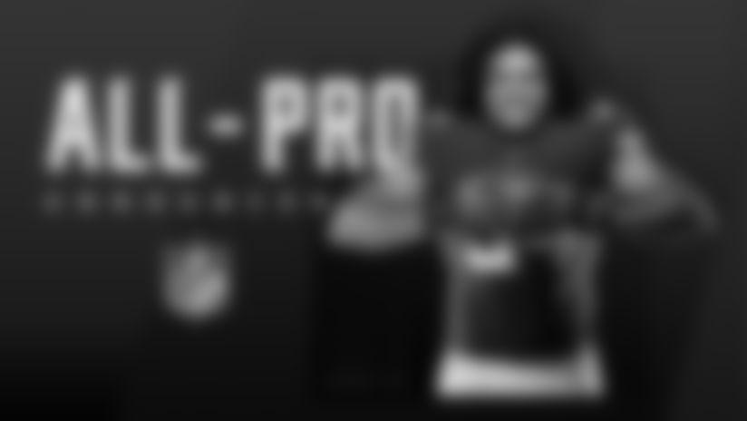 Eric Kendricks Earns 1st All-Pro Selection