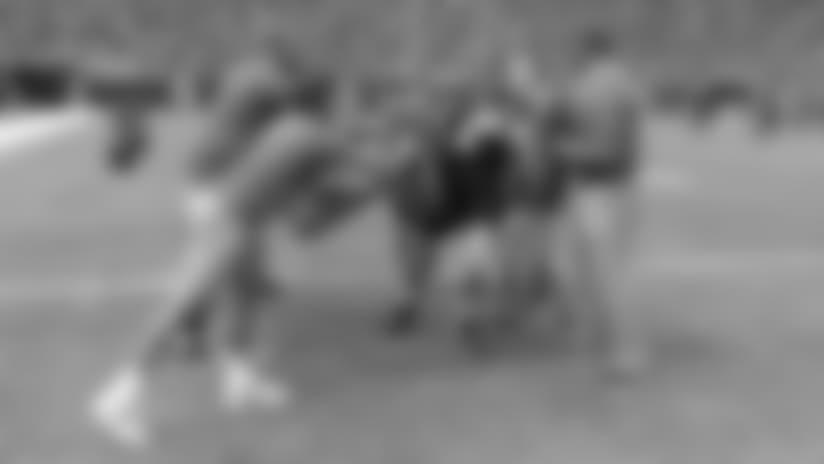 Vikings-Jaguars Halftime: High School Skills Challenge