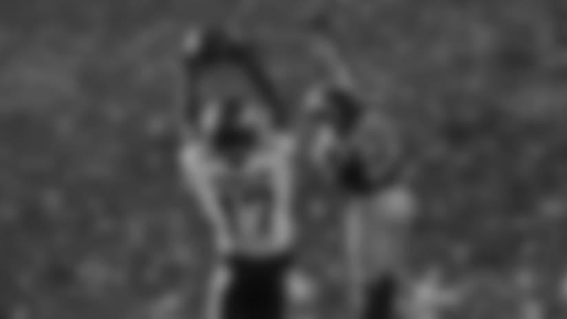 Robinson Catches First Touchdown As A Viking