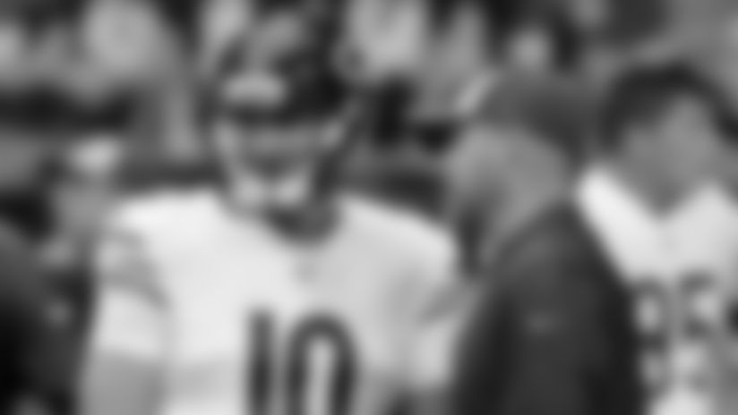 Audibles: Nagy and Trubisky Outline Issues Vikings Will Present To Bears This Sunday