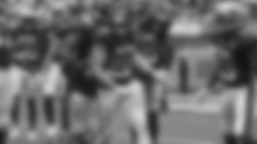 Harrison Smith's 79-Yard Pro Bowl Pick Six