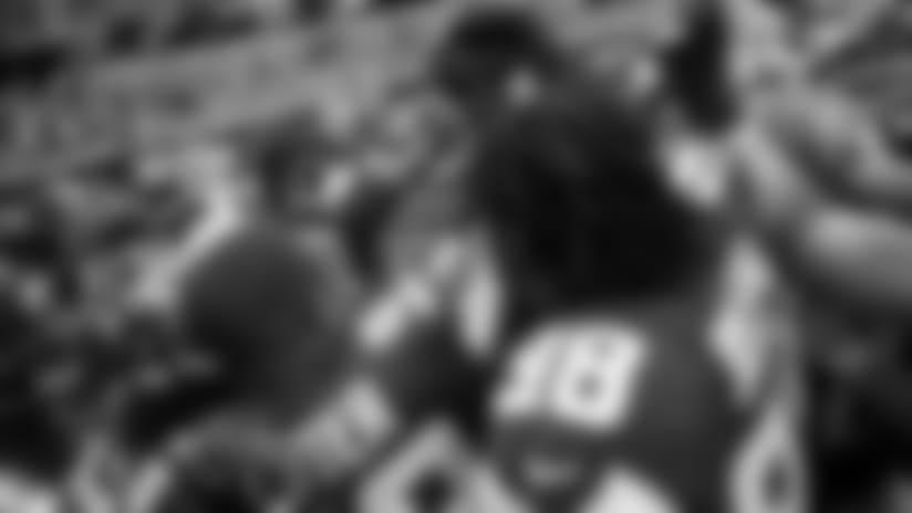 Lunchbreak: Vikings Front 7 Tabbed as League's Deepest