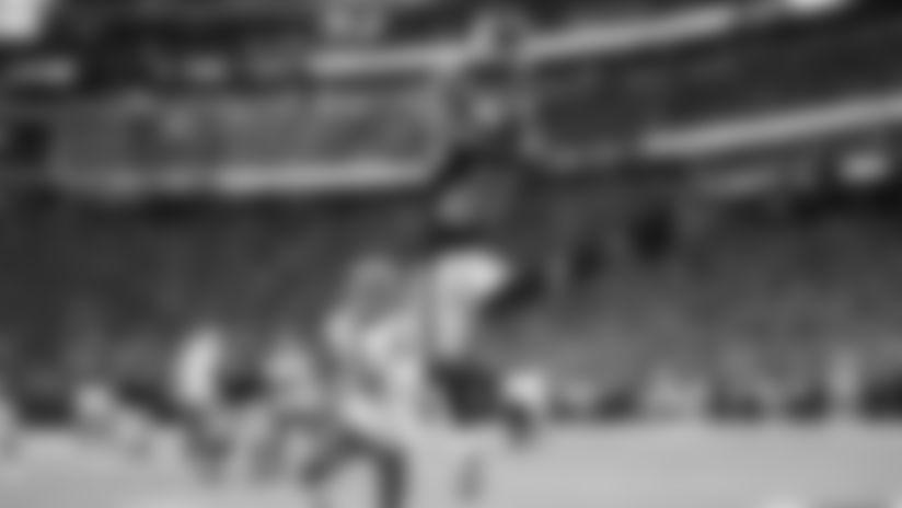 2019 Season in Photos: Vikings WR Bisi Johnson