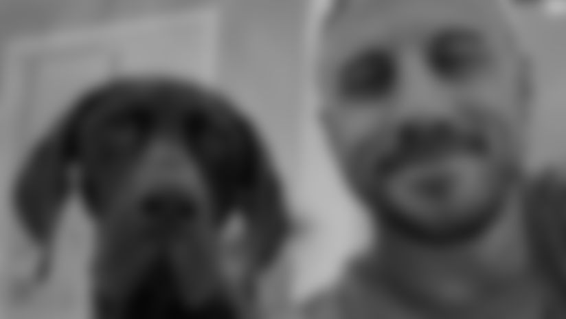 Purple Pups: Gordon Bailey