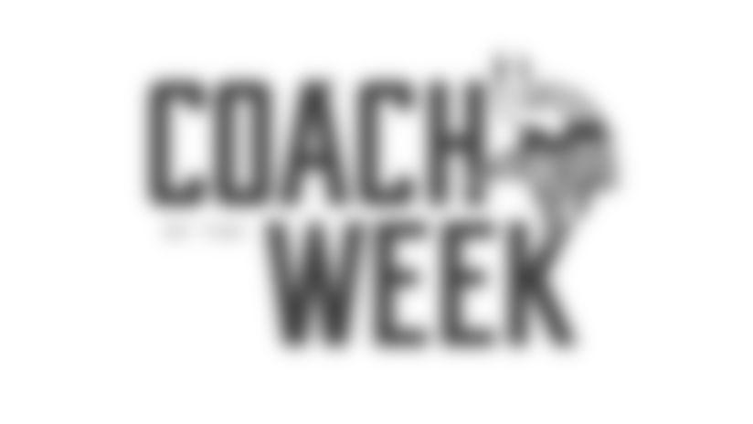 Gatorade Coach of the Week