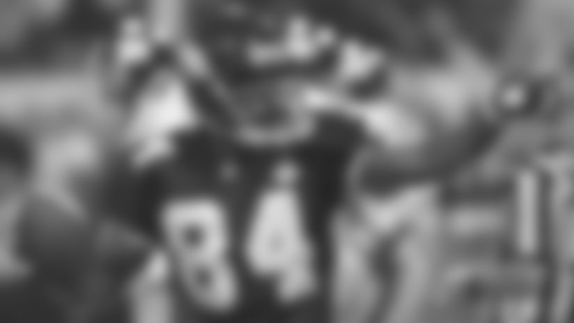 84 of 84: Vikings Legend Randy Moss