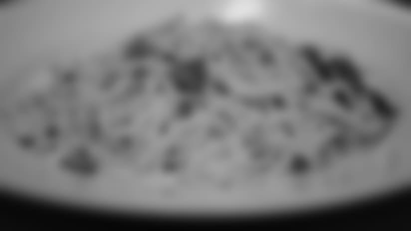 Easy Herb Pasta Noodles