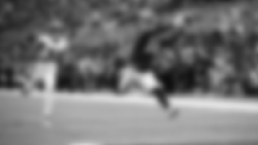 2019 Season in Photos: Vikings WR Stefon Diggs