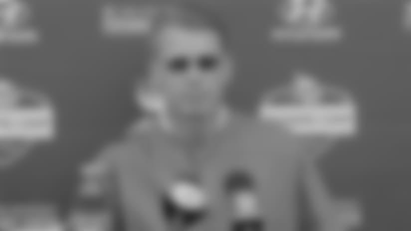 Transcript: Zimmer and Spielman Addressed the Media Wednesday