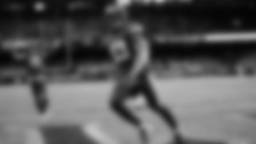 2019 Season in Photos: Vikings RB Dalvin Cook