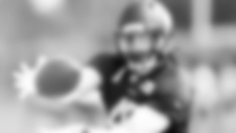 2-Minute Drill: Get to Know Vikings LB Reshard Cliett
