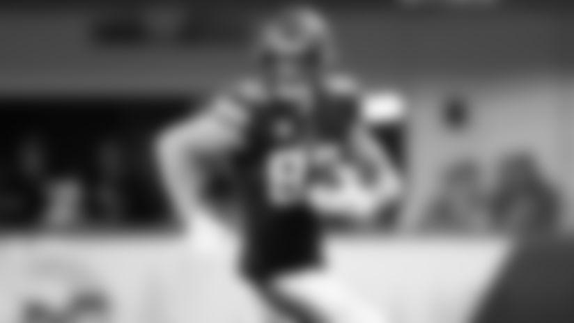 Kyle Rudolph Ready to Extend Starts Streak to 82