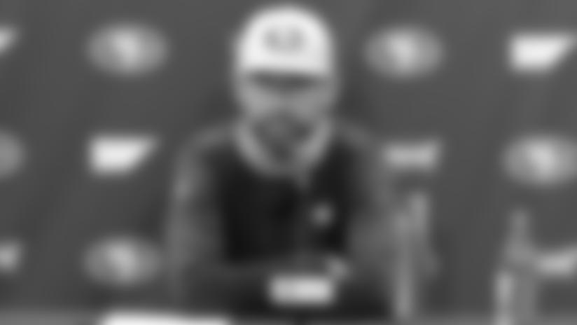 Kyle Shanahan Evaluates the Arizona Cardinals Offense